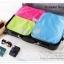 GB054 กระเป๋าจัดเก็บเสื้อผ้า (Clothes Large) จัดระเบียบกระเป๋าเดินทาง ซิบเปืด-ปิด ใช้ผ้าตาข่าย เพื่อให้มองเห็นสิ่งของด้านใน พร้อมระบายอากาศ มีหูหิ้ว thumbnail 15