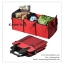 GB091 กระเป๋ากล่องใส่ของในรถยนต์ มี 3 สี น้ำเงิน แดง ดำ พับเก็บได้ มีที่เก็บของร้อน-เย็น ขนาด 60 x 28 x 31 ซม. thumbnail 10