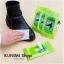 GK189 กระดาษเช็ดทำความสะอาดรองเท้าหนัง ชุบน้ำยาทำความสะอาด 1 แพ็ค มี 10 ชิ้น พกพาไปในที่ต่างๆสะดวก thumbnail 1