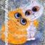 กระดาษสาพิมพ์ลาย สำหรับทำงาน เดคูพาจ Decoupage แนวภาพ การ์ตูนอย่างอา์ร์ต 2 แมวเหมียว มะนาวต่างดุ๊ด มนุษย์ต่างดาว thumbnail 1