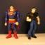2011 McDonald แมคโดนัลด์ ของเล่น ของสะสม Happy Meal Young Justice SUPERMAN อยู่ในแพ็ค MIP thumbnail 3