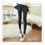 LG049 กางเกงเลคกิ้งขายาว มีผ้าประดับเป็นกระโปรง หวานน่ารัก มี 4 สี เทาอ่อน เทาเข้ม กรมท่า ดำ thumbnail 3