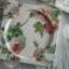 ที่รองแก้ว แพ็คคู่ ลายดอกกุหลาบคลาสสิค มีร่องรองน้ำค่ะ thumbnail 2