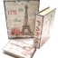 กล่องเก็บของทรงหนังสือแนววินเทจ 3 ใบชุด ลาย Love My Paris Effel thumbnail 2