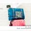 GB160 กระเป๋าผ้าเดินทาง จัดเก็บสิ่งของ ใบใหญ่ พับเก็บได้ พกพาสะดวก ดีไซน์สวย เรียบหรู ใส่ของเอนกประสงค์ ขนาด กว้าง 48 x สูง 35 x หนา 14.5 cm. thumbnail 15