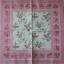 แนวภาพลายแต่ง ภาพดอกไม้สีชมพูบนพื้นขาว ล้อมด้วยขอบลายผ้าลูกไม้สีชมพู กระดาษแนพกิ้นสำหรับทำงาน เดคูพาจ Decoupage Paper Napkins ขนาด 33X33cm สำเนา thumbnail 2