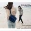 GB223 กระเป๋าสะพาย สายปรับขนาดได้ มีช่องใส่ของมากมาย เช่น มือถือ แท็บแลต Ipad กระเป๋าเงิน เครื่องเขียน ขนาด กว้าง 7 x ยาว 27 x สูง 18 cm. thumbnail 18