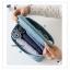 GB071 กระเป๋าใส่ชุดชั้นใน กางเกงใน ถุงเท้า ของใช้ต่างๆ จัดเก็บ พกพาเดินทาง ท่องเที่ยว มีซิบเปิด-ปิด พร้อมหูหิ้ว thumbnail 10