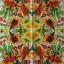 แนวภาพสีสด ดอกไม้เต็มแผ่น กระดาษแนพกิ้นสำหรับทำงาน เดคูพาจ Decoupage Paper Napkins มีภาพ 4 บล๊อค ขนาด 33X33cm thumbnail 2
