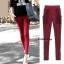 LG015 กางเกงเลคกิ้งขายาว ทรงสวย มี 6 สีคะ thumbnail 1