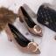 รองเท้า แฟชั่น เกาหลี หัวตัวC J004 thumbnail 4