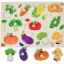 จิ๊กซอว์ไม้หมุดดึงภาพผัก thumbnail 2