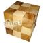 ของเล่นไม้ ลูกบาศก์งู ( snake cube) thumbnail 1