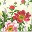 แนวภาพดอกไม้ ช่อดอกไม้แนวภาพวาดโทนสีชมพู ภาพแนวตั้ง กระดาษแนพกิ้นสำหรับทำงาน เดคูพาจ Decoupage Paper Napkins ขนาด 33X33cm thumbnail 1