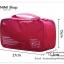 กระเป๋าใส่ชุดชั้นใน กางเกงใน ถุงเท้า เครื่องสำอางค์ หรือของใช้จุกจิกทั่วไป พกพาเดินทางท่องเที่ยว มีสองขนาด ขนาดเล็กและขนากใหญ่ สามารถเลื่อนลงไปดูรายละเอียดด้านล่างคะ สำเนา thumbnail 3