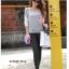 LG015 กางเกงเลคกิ้งขายาว ทรงสวย มี 6 สีคะ thumbnail 15