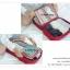 GB095 กระเป๋า(DI Size M ) ใส่เสื้อผ้า ชุดชั้นใน กางเกงใน ถุงเท้า จัดระเบียบกระเป๋า พกพาเดินทางท่องเที่ยว thumbnail 5