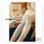 LG007 กางเกงเลคกิ้งขายาว ประดับด้วยผ้าลูกไม้ มี 3 สี สีขาว สีเทาอ่อน สีดำ thumbnail 18