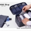 GB151 กระเป๋าใส่ชุดชั้นใน กางเกงใน ถุงเท้า เครื่องสำอางค์ หรือของใช้จุกจิกทั่วไป พกพาเดินทางท่องเที่ยว มีสองขนาด ขนาดเล็กและขนากใหญ่ สามารถเลื่อนลงไปดูรายละเอียดด้านล่างคะ thumbnail 5