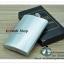 K010N กระป๋องใส่เหล้า (10 OZ) บรรจุ 300 cc. สแตนเลส (ไม่มีลาย) ขนาด กว้าง : 9.5 x สูง(ถึงฝา) 16 x หนา : 2.2 ซม. thumbnail 2