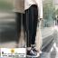 กางเกงฮาเร็มลำลองขายาวสไตล์พร็อพ มี 2 สีคือ ขาวและดำ thumbnail 3