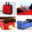 GB091 กระเป๋ากล่องใส่ของในรถยนต์ มี 3 สี น้ำเงิน แดง ดำ พับเก็บได้ มีที่เก็บของร้อน-เย็น ขนาด 60 x 28 x 31 ซม. thumbnail 6
