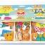 ของเล่นเสริมพัฒนาการ กล่องไม้แต่งตัวตุ๊กตาครอบครัวหมี thumbnail 2