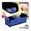 GB091 กระเป๋ากล่องใส่ของในรถยนต์ มี 3 สี น้ำเงิน แดง ดำ พับเก็บได้ มีที่เก็บของร้อน-เย็น ขนาด 60 x 28 x 31 ซม. thumbnail 1
