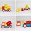 ของเล่นไม้ โมเดลรถของเล่น ชุดรถก่อสร้าง 4 คัน thumbnail 6
