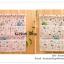 GH127 กระเป๋าผ้าแบบแขวนผนัง ทำจากผ้าฝ้าย มีช่องใส่ของจุกจิกมากมาย จะแขวนในห้องนอน หน้องทำงาน ห้องนั่งเล่น หรือห้องน้ำนอน ก็สวยเข้ากับทุกห้องคะ ขนาด : สูง 45 x กว้าง 34.5 cm. thumbnail 2