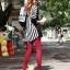 LG015 กางเกงเลคกิ้งขายาว ทรงสวย มี 6 สีคะ thumbnail 4