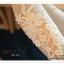 LG007 กางเกงเลคกิ้งขายาว ประดับด้วยผ้าลูกไม้ มี 3 สี สีขาว สีเทาอ่อน สีดำ thumbnail 5