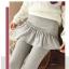 LG008 กางเกงเลคกิ้งขายาว ซ้อนมีกระโปรงสั้น มี 3 สี เทาอ่อน เทาเข้ม ดำ thumbnail 7