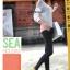 LG015 กางเกงเลคกิ้งขายาว ทรงสวย มี 6 สีคะ thumbnail 17