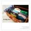GB039 กระเป๋าผ้า จัดเก็บสิ่งของได้มากมาย สามารถพับเก็บได้ สำหรับพกพาเดินทาง thumbnail 23