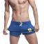 ชุดกางเกงขาสั้น + เสื้อกล้าม : สีฟ้า thumbnail 5