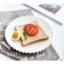 Pre-Order ชุด ถ้วย จาน ชาม เซรามิค สไตล์ Nordic สีขาวทรงหัวใจ ขอบหยัก มี 4 แบบ thumbnail 9