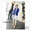 LG006 กางเกงสกินนี้ขายาว เรียบหรู มีให้เลือก 6 สี ขาว ชมพู เหลือง ฟ้า กรมท่า ดำ thumbnail 12