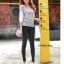LG015 กางเกงเลคกิ้งขายาว ทรงสวย มี 6 สีคะ thumbnail 16
