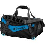 Columbia - Lode Hauler 30L Duffle Bag - สีดำ/ ฟ้า (Compass Blue)