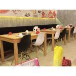 เก้าอี้ดีไซน์ขาไม้ มีสไตล์ สำหรับร้านกาแฟ ร้านอาหาร สั่งเลย 10 ตัวขึ้นไป ส่งฟรีทั่วกรุง!!! (PP-COLLECTION)