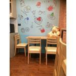 เก้าอี้ไม้ สไตล์ญี่ปุ่น เหมาะสำหรับร้านกาแฟ คอนโด (VL-COLLECTION)