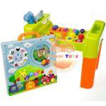 โต๊ะกิจกรรม สารพัดของเล่น (928HU)