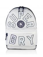 Superdry - Leauge Montana Backpack - สีขาว