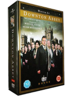 Downton Abbey seasons 1-3 DVD Boxset