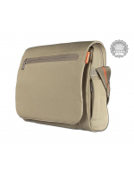 "The Belkin NE-MS 15"" Messenger Case สีน้ำตาล"