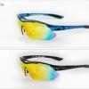 แว่นตาขี่จักรยาน Topeak TSR818 มีคลิปสายตา
