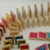 ตัวอักษรแม่เหล็ก ABC พร้อมรูปภาพ (Preschool Education Classifies Dominoes)