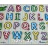 จิ๊กซอว์หมุดตัวอักษรภาษาอังกฤษ A-Z