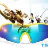 แว่นตาขี่จักรยาน Topeak Sports รุ่น TSR905 2013